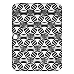 Seamless Pattern Repeat Line Samsung Galaxy Tab 3 (10 1 ) P5200 Hardshell Case