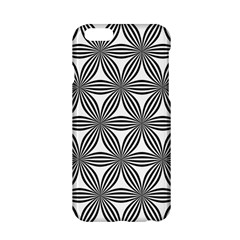 Seamless Pattern Repeat Line Apple Iphone 6/6s Hardshell Case