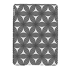 Seamless Pattern Repeat Line Ipad Air 2 Hardshell Cases