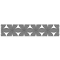 Seamless Pattern Repeat Line Flano Scarf (small) by Nexatart