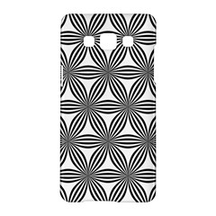 Seamless Pattern Repeat Line Samsung Galaxy A5 Hardshell Case