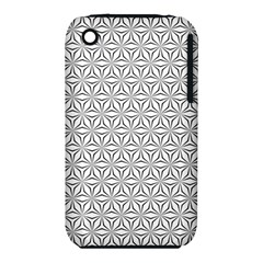 Seamless Pattern Monochrome Repeat Iphone 3s/3gs