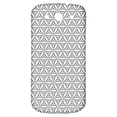 Seamless Pattern Monochrome Repeat Samsung Galaxy S3 S Iii Classic Hardshell Back Case by Nexatart