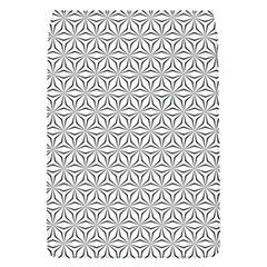 Seamless Pattern Monochrome Repeat Flap Covers (s)