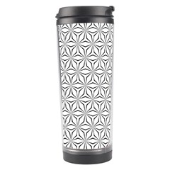Seamless Pattern Monochrome Repeat Travel Tumbler
