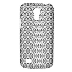 Seamless Pattern Monochrome Repeat Galaxy S4 Mini