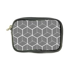 Cube Pattern Cube Seamless Repeat Coin Purse