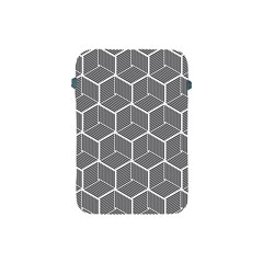 Cube Pattern Cube Seamless Repeat Apple Ipad Mini Protective Soft Cases by Nexatart