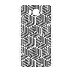 Cube Pattern Cube Seamless Repeat Samsung Galaxy Alpha Hardshell Back Case