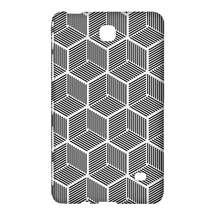 Cube Pattern Cube Seamless Repeat Samsung Galaxy Tab 4 (8 ) Hardshell Case