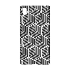 Cube Pattern Cube Seamless Repeat Sony Xperia Z3+ by Nexatart