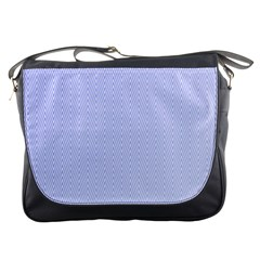 Zigzag Chevron Thin Pattern Messenger Bags