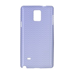 Zigzag Chevron Thin Pattern Samsung Galaxy Note 4 Hardshell Case