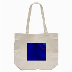 Blue Background Abstract Blue Tote Bag (cream) by Nexatart