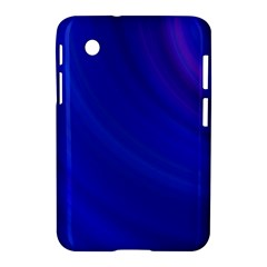 Blue Background Abstract Blue Samsung Galaxy Tab 2 (7 ) P3100 Hardshell Case  by Nexatart
