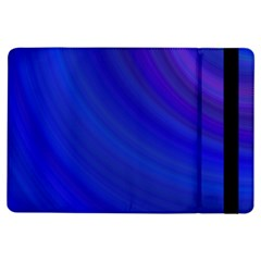 Blue Background Abstract Blue Ipad Air Flip