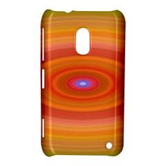 Ellipse Background Orange Oval Nokia Lumia 620