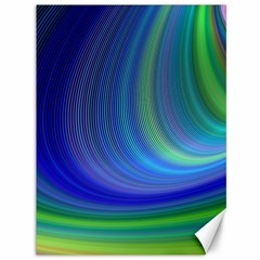 Space Design Abstract Sky Storm Canvas 36  X 48