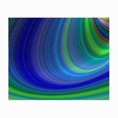 Space Design Abstract Sky Storm Small Glasses Cloth (2 Side)