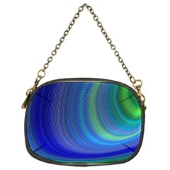 Space Design Abstract Sky Storm Chain Purses (one Side)