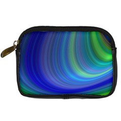 Space Design Abstract Sky Storm Digital Camera Cases by Nexatart