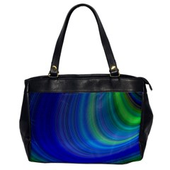 Space Design Abstract Sky Storm Office Handbags