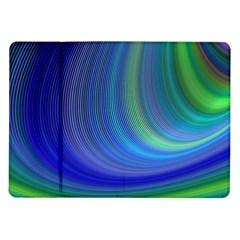 Space Design Abstract Sky Storm Samsung Galaxy Tab 10 1  P7500 Flip Case