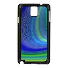 Space Design Abstract Sky Storm Samsung Galaxy Note 3 N9005 Case (black)