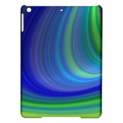 Space Design Abstract Sky Storm Ipad Air Hardshell Cases by Nexatart