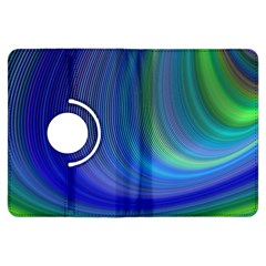 Space Design Abstract Sky Storm Kindle Fire Hdx Flip 360 Case by Nexatart