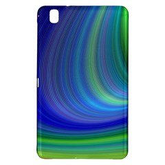 Space Design Abstract Sky Storm Samsung Galaxy Tab Pro 8 4 Hardshell Case