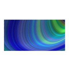 Space Design Abstract Sky Storm Satin Wrap
