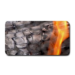 Fireplace Flame Burn Firewood Medium Bar Mats