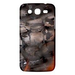 Fireplace Flame Burn Firewood Samsung Galaxy Mega 5 8 I9152 Hardshell Case