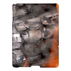 Fireplace Flame Burn Firewood Samsung Galaxy Tab S (10 5 ) Hardshell Case