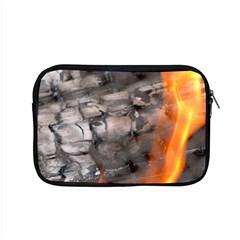 Fireplace Flame Burn Firewood Apple Macbook Pro 15  Zipper Case