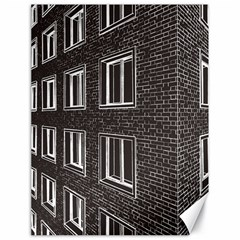 Graphics House Brick Brick Wall Canvas 18  X 24