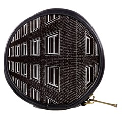 Graphics House Brick Brick Wall Mini Makeup Bags