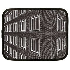 Graphics House Brick Brick Wall Netbook Case (xxl)
