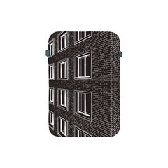 Graphics House Brick Brick Wall Apple Ipad Mini Protective Soft Cases by Nexatart