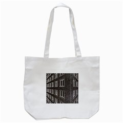Graphics House Brick Brick Wall Tote Bag (white)