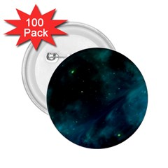 Space All Universe Cosmos Galaxy 2 25  Buttons (100 Pack)  by Nexatart