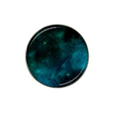 Space All Universe Cosmos Galaxy Hat Clip Ball Marker (4 Pack) by Nexatart