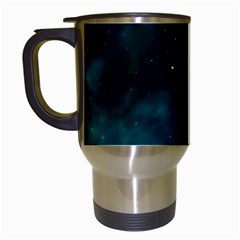 Space All Universe Cosmos Galaxy Travel Mugs (white)