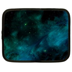 Space All Universe Cosmos Galaxy Netbook Case (large)