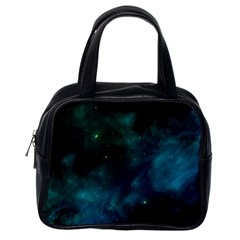 Space All Universe Cosmos Galaxy Classic Handbags (one Side)