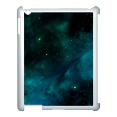 Space All Universe Cosmos Galaxy Apple Ipad 3/4 Case (white) by Nexatart