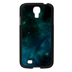 Space All Universe Cosmos Galaxy Samsung Galaxy S4 I9500/ I9505 Case (black) by Nexatart
