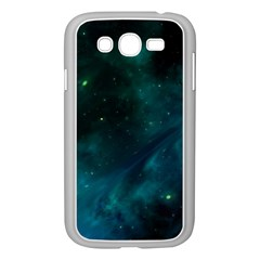 Space All Universe Cosmos Galaxy Samsung Galaxy Grand Duos I9082 Case (white)