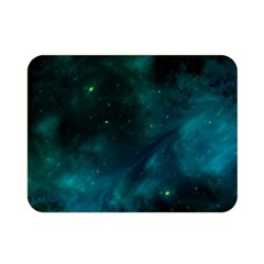 Space All Universe Cosmos Galaxy Double Sided Flano Blanket (mini)